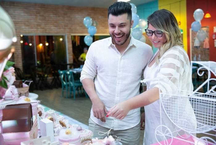 Marília Mendonça e o namorado Murilo Huff