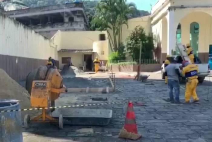 Prefeitura instala tomógrafo em Igreja Universal da Rocinha, Zona Sul do Rio