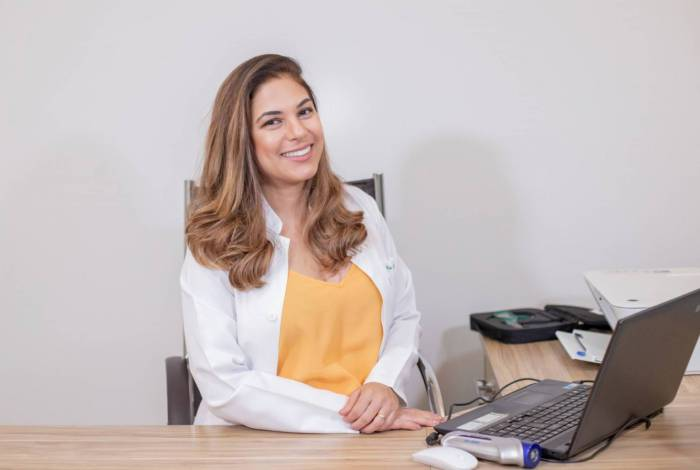 Nutricionista Renata Moraes