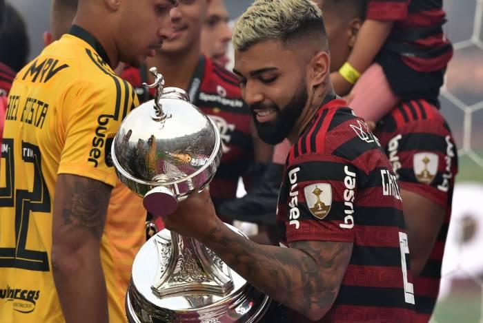 Flamengo conquistou a Libertadores em 2019