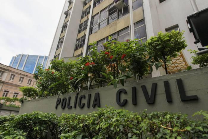 A polícia realizou operação integrada na Zona Oeste do Rio