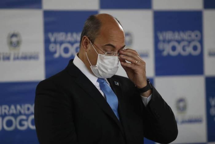 Governador do Estado do Rio de Janeiro, Wilson Witzel (PSC)