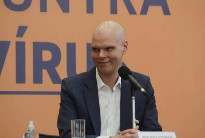 Prefeito de São Paulo, Bruno Covas, reforçou que a quarentena continuará normalmente na capital paulista
