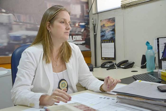 Segundo a delegada titular da 105ª DP do Retiro, Juliana Ziehe, o suspeito já foi identificado e se encontra foragido da Justiça