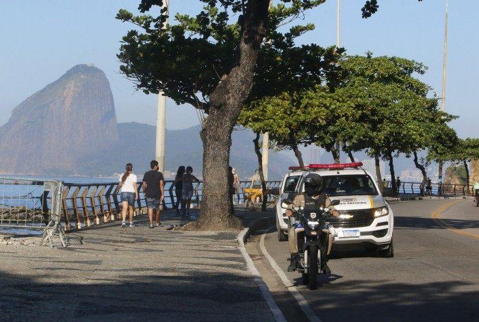 Prefeitura de Niterói adota medidas restritivas contra o novo coronavirus na cidade