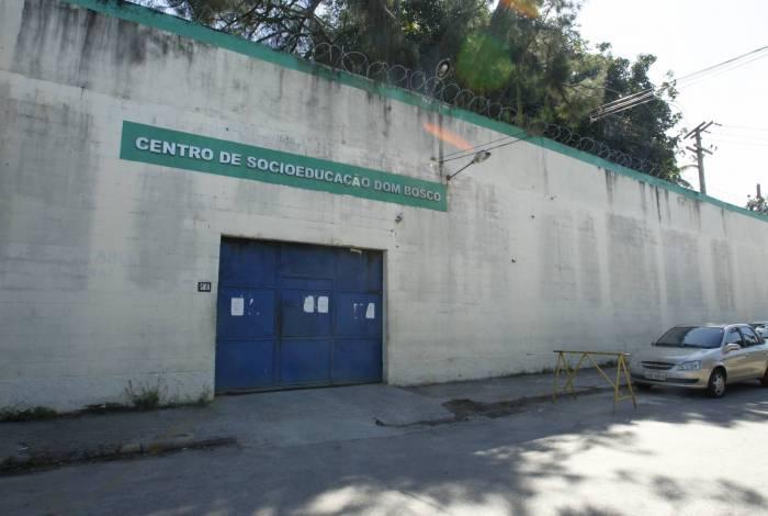 Centro de Socioeducação Dom Bosco, na Ilha do Governador