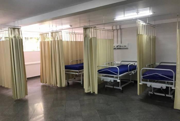 Capacidade de hospitais podem entrar em colapso se curva ascendente de casos continuar