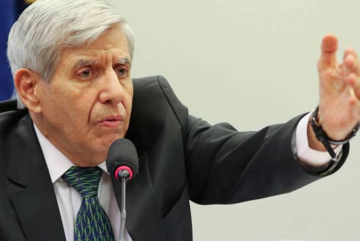 Ministro-Chefe do Gabinete de Segurança Institucional da Presidência da República, General Augusto Heleno
