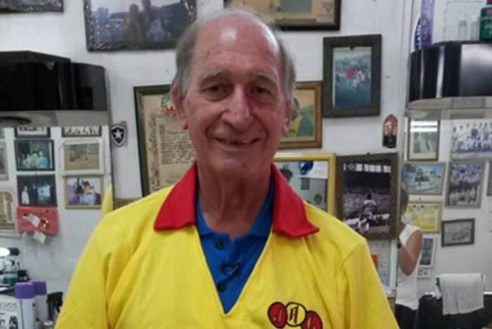 Célio Taveira é o terceiro maior artilheiro brasileiro na Libertadores