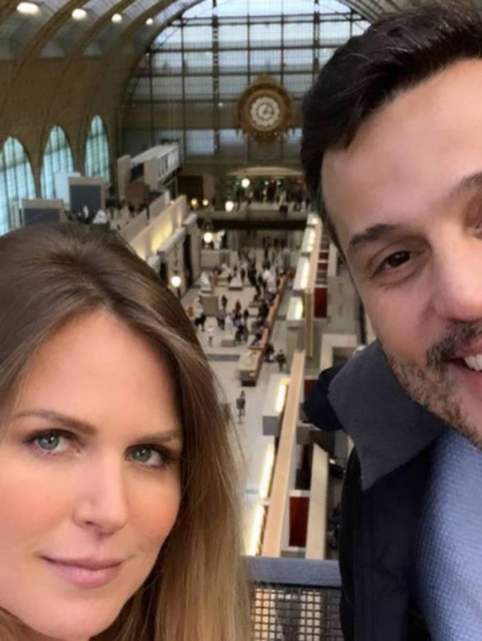 A loira, que é casada com ex-goleiro do Flamengo e Seleção, foi criticada nas redes sociais