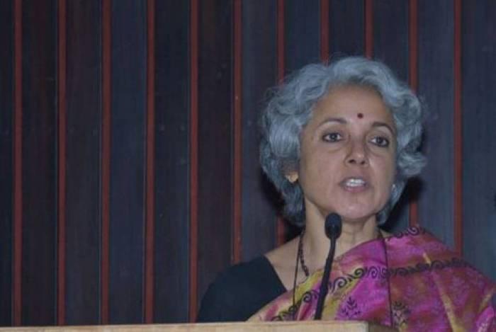 Soumya Swaminathan, cientista-chefe da Organização Mundial da Saúde (OMS)