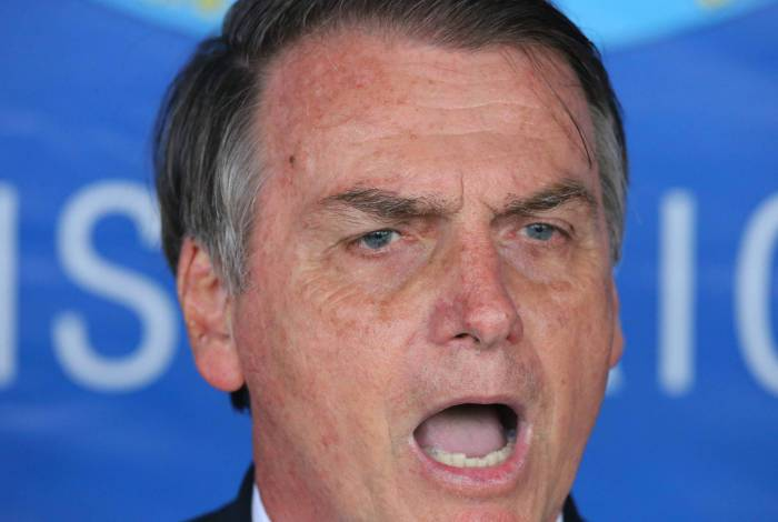 Presidente da Republica Jair Bolsonaro