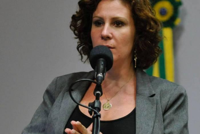 Deputada federal Carla Zambelli (PSL-SP)