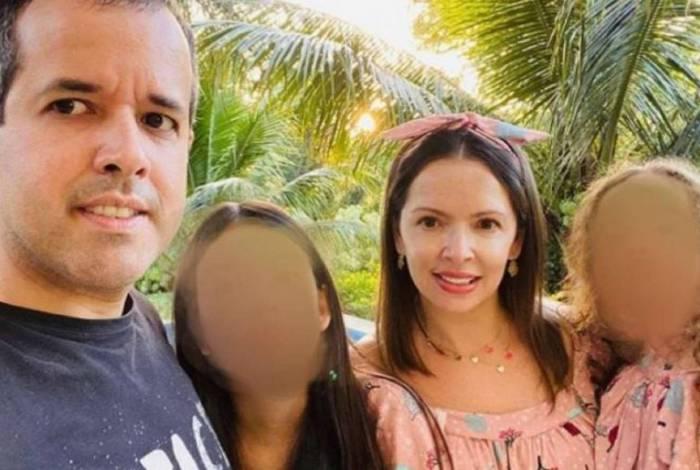 Maurício e Francinete deixaram privados todos os vídeos em que as filhas aparecem