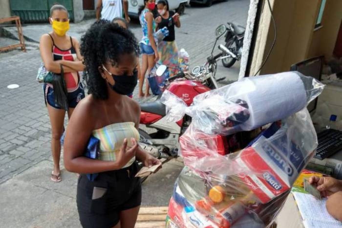 De acordo com o projeto, o Morro do Turano tem, em média, 25 mil famílias compostas majoritariamente por trabalhadores informais