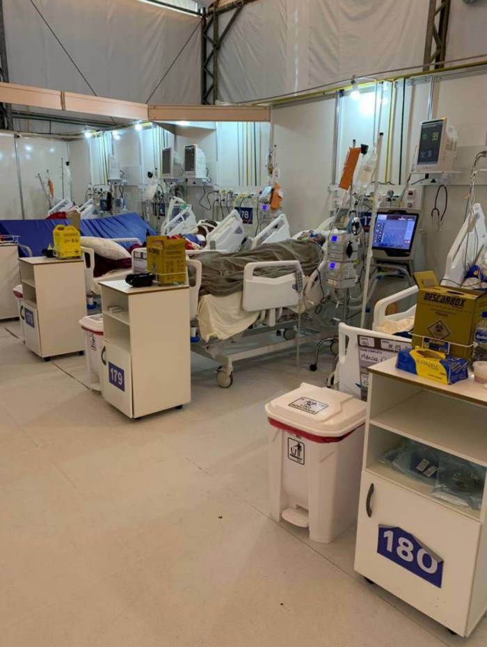 Vistoria aponta troca de respiradores novos por antigos no Hospital de Campanha do Maracanã: operação coloca em risco as vidas de médicos e pacientes