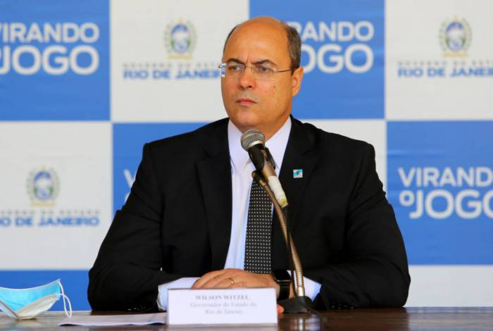 Governador do Rio, Wilson Witzel