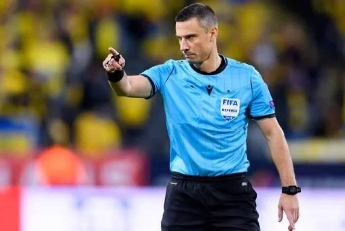 Slavko Vinčić, árbitro da Champions League, foi detido acusado de prostituição tráfico de drogas e armas