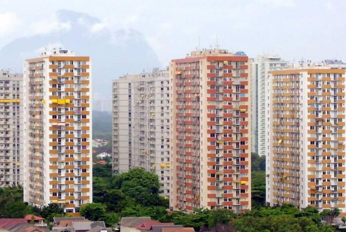 O Salão de Imóveis da Apsa, que está no ar desde a última sexta-feira, tem 50 anúncios de imóveis para aluguel e quatro para venda na Zona Oeste do Rio de Janeiro