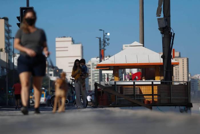 Isolamento social no estado dura pelo menos mais uma semana