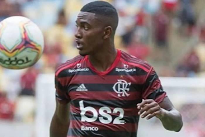 Promessa do Flamengo, Ramon vem chamando atenção de clubes europeus