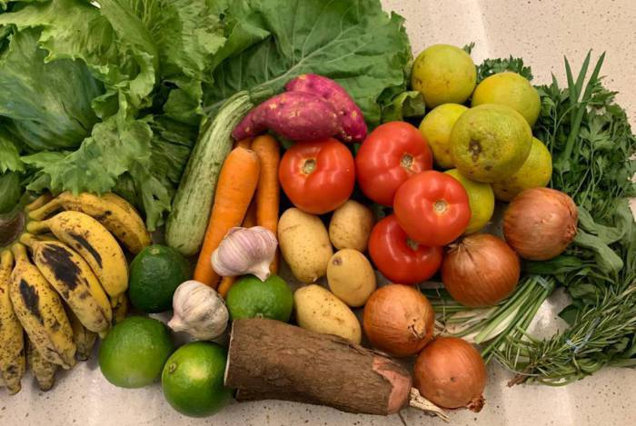 Secretaria de Agricultura apoia plataforma virtual que vende produtos de pequenos agricultores