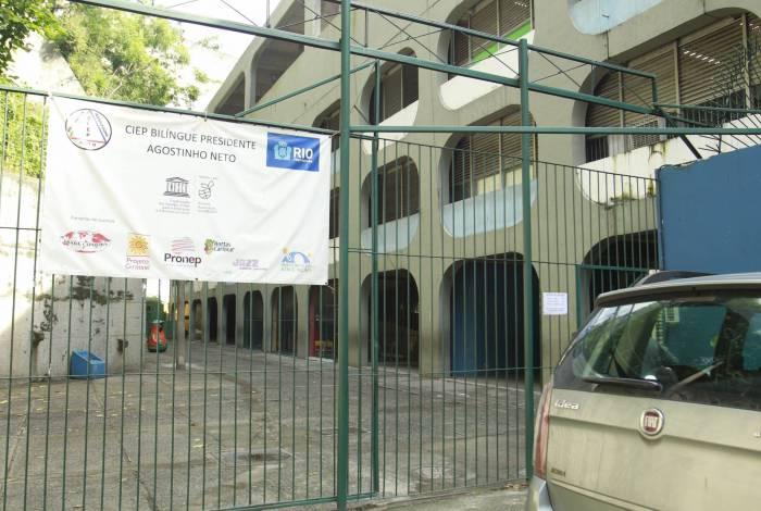Escolas municipais estão fechadas desde meados de março