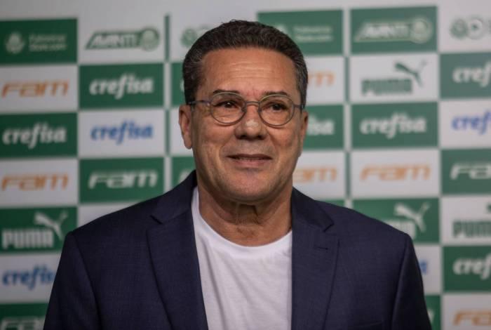 Vanderlei Luxemburgo comanda o Palmeiras nas semifinais do Campeonato Paulista