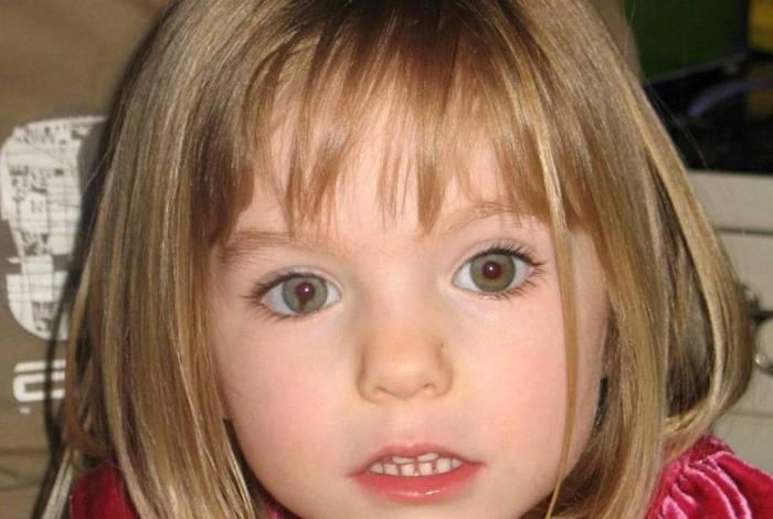 Madeleine desapareceu em 2007 em uma cidade de Portugal