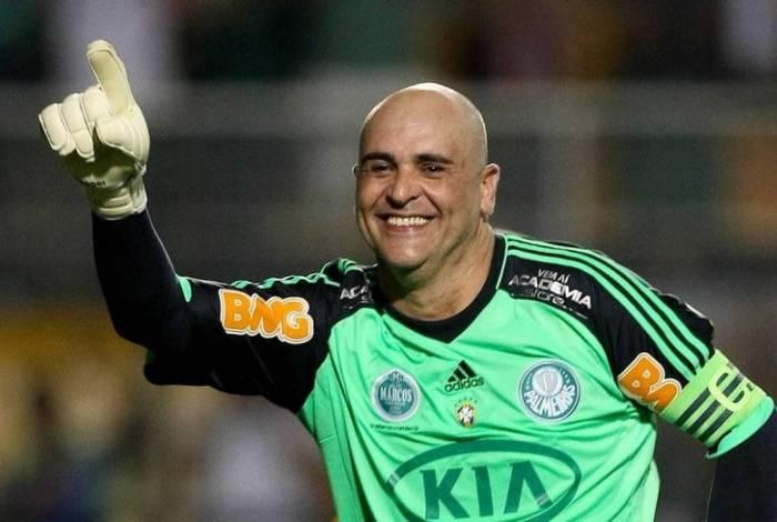 Marcos, ex-goleiro do Palmeiras