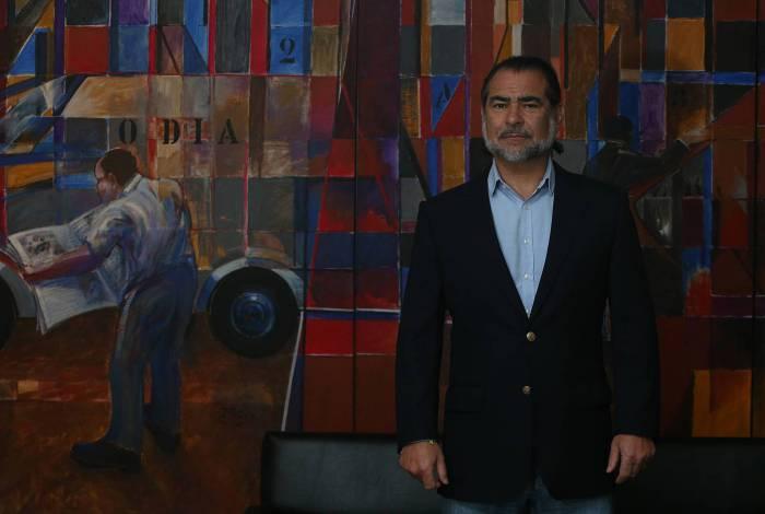 """Nuno Vasconcelloes: """"Só conseguiremos superar as dificuldades econômicas que a pandemia nos trouxe se passarmos a olhar a questão social de uma forma diferente"""""""