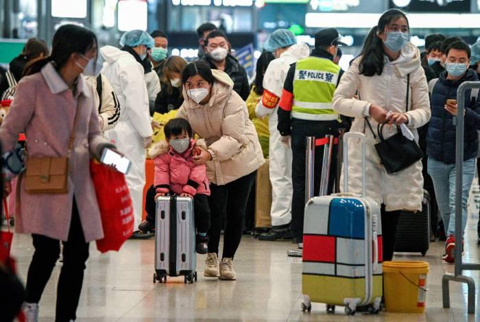 Cidade de Xangai apresenta novas casos de coronavírus, que podem ter vindo do exterior