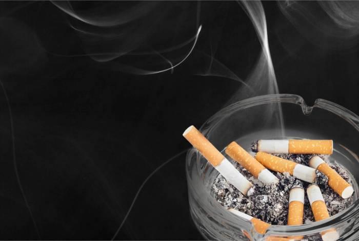 Cigarro é um grande vilão