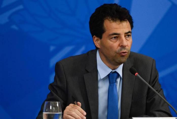 Secretário de Política Econômica do Ministério da Economia, Adolfo Sachsida