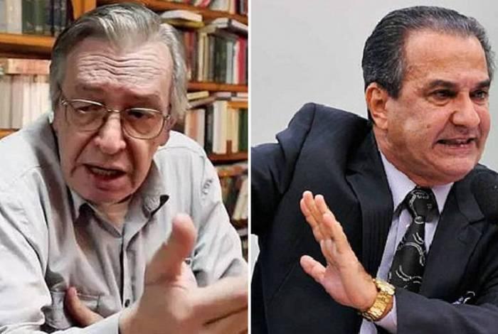 Olavo de Carvalho é criticado por Silas Malafaia
