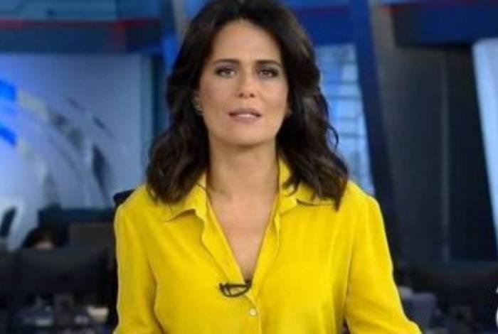 Adriana Araújo não tem gostado da linha editoria seguida pela Record TV