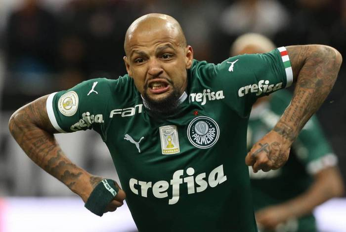 Felipe Melo, do Palmeiras