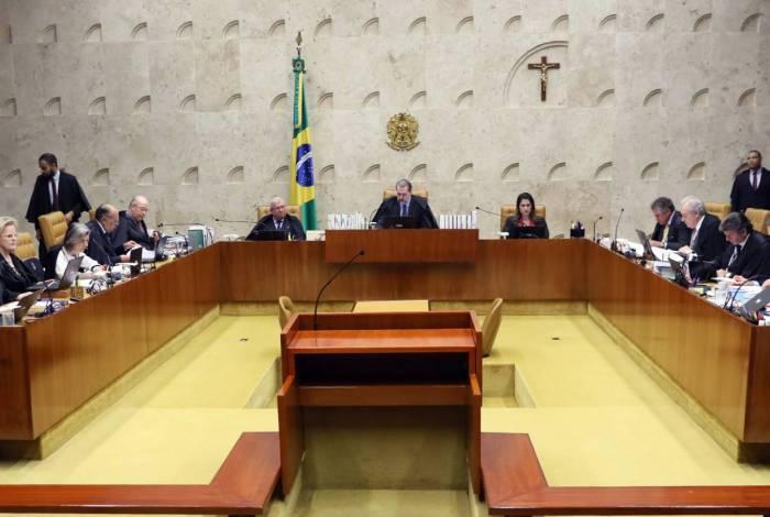 O tribunal retomou na tarde desta quarta, 17, o julgamento de uma ação do partido Rede Sustentabilidade que contesta o inquérito sigiloso, que vem sendo conduzido pelo ministro Alexandre de Moraes