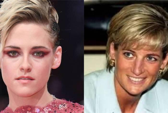 Kristen Stewart é escalada para viver princesa Diana em filme