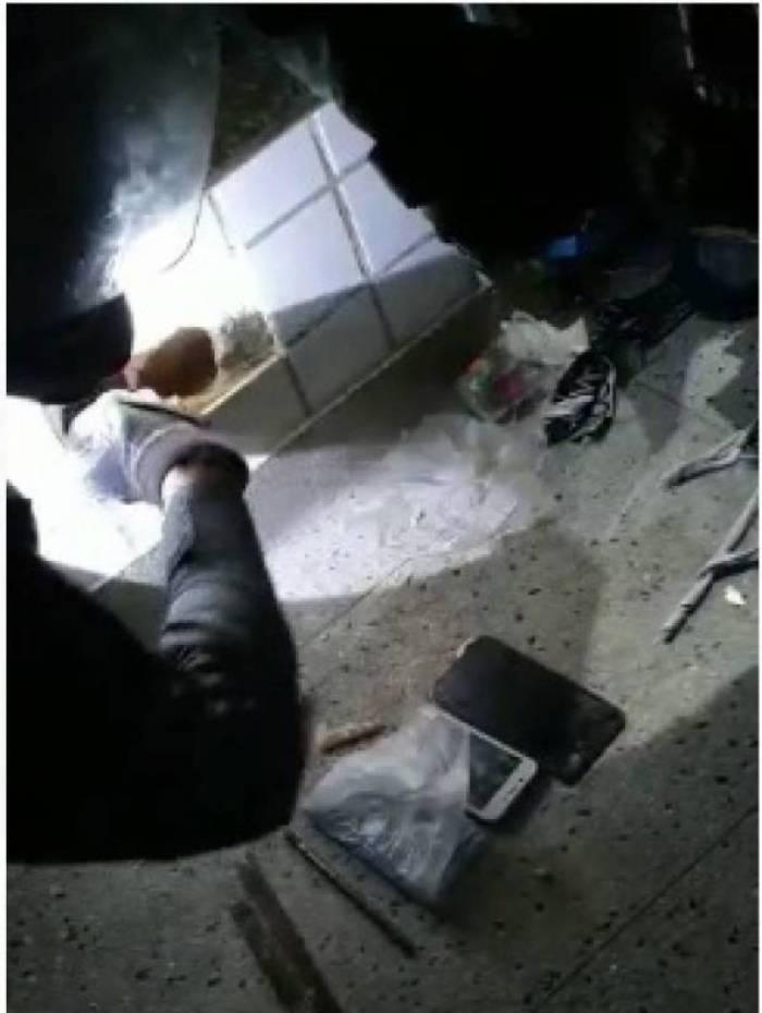 Agentes da unidade do Degase Cense Dom Bosco, na Ilha do Governador, apreenderam seis celulares, objetos perfurantes, carregadores e cigarros em uma cela da galeria A
