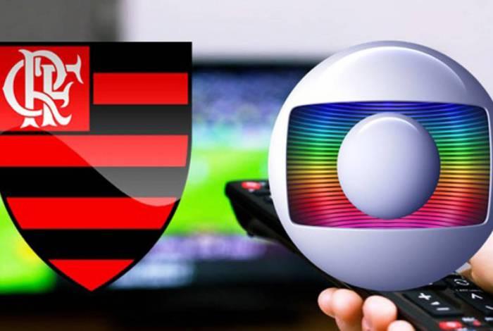 """Narrador se referiu ao Flamengo como """"Time da Globo"""""""