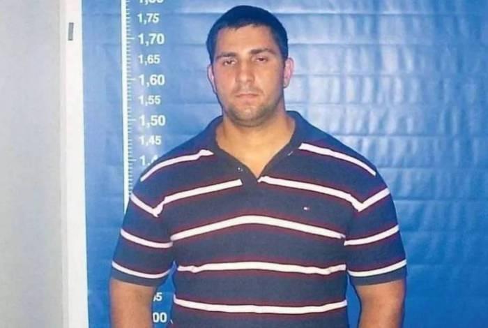 Adriano Magalhães da Nóbrega foi morto na Bahia
