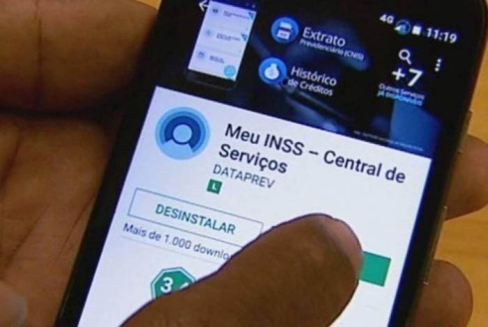 Segurados podem solicitar serviços, obter extratos e comprovantes relacionados à Previdência Social