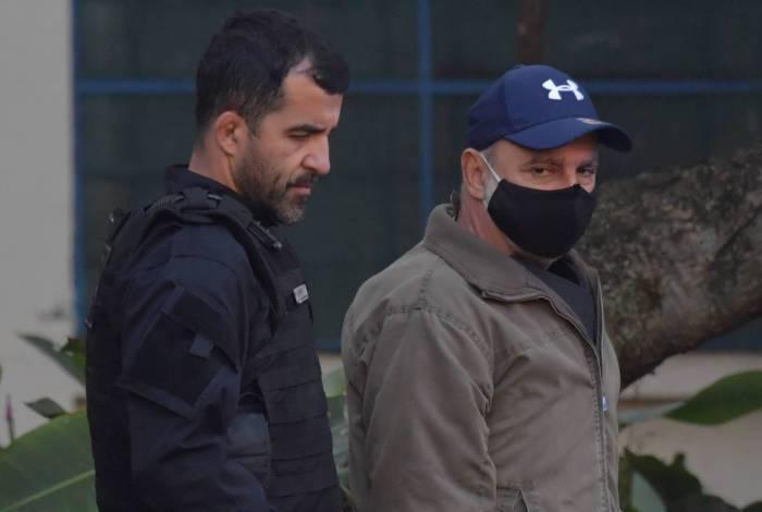Queiroz foi preso na manhã desta quinta-feira