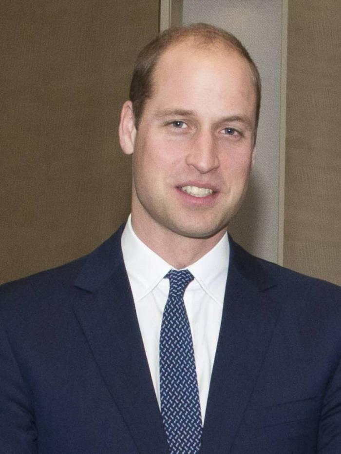 Príncipe William está preocupado com o ganho de peso na quarentena