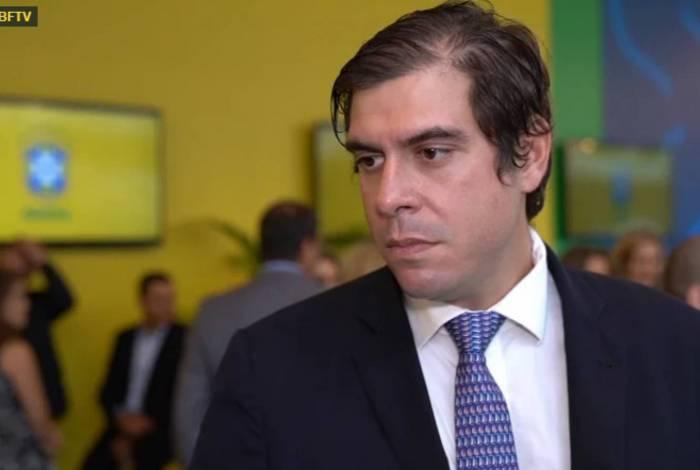 Paulo César Salomão é o presidente do STJD