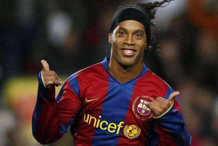 Ronaldinho pode ser punido por apoio a Bolsonaro