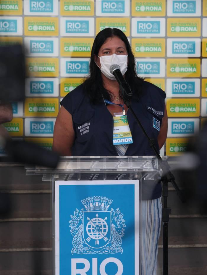Adiamento da volta às aulas foi indicado ontem, pela secretária municipal de Saúde Beatriz Busch, durante audiência virtual da Comissão de Educação da Câmara de Vereadores