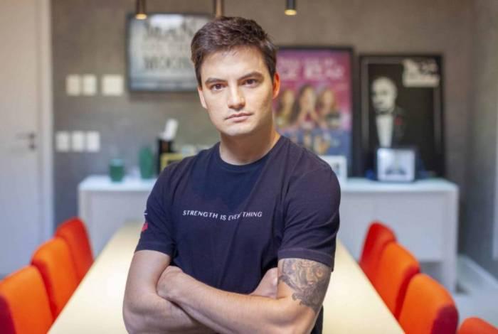 Youtuber Felipe Neto