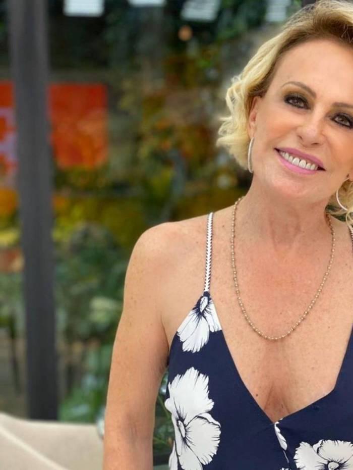 Ana Maria Braga, apresentadora do 'Mais Você'